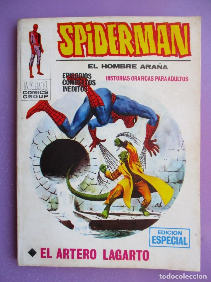 SPIDERMAN Nº 17 VERTICE ¡¡¡ MUY BUEN ESTADO !!!! 1ª EDICION (Tebeos y Comics - Vértice - V.1)