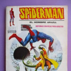Cómics: SPIDERMAN Nº 17 VERTICE ¡¡¡ MUY BUEN ESTADO !!!! 1ª EDICION. Lote 164221914