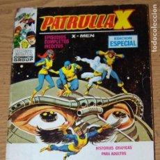 Cómics: VERTICE TACO LA PATRULLA X VOL. V. 1 Nº 21. Lote 164460622