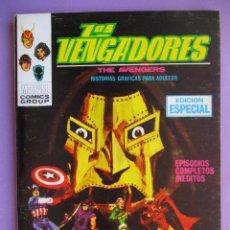 Cómics: LOS VENGADORES Nº 11VERTICE ¡¡¡ MUY BUEN ESTADO !!!! . Lote 164593806