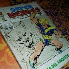 Cómics: SUPER-HEROES NÚMERO 1 WARLOCK. Lote 164614070
