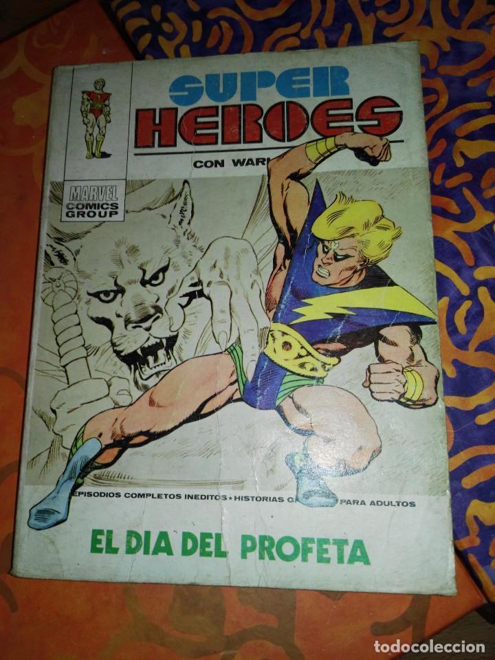 Cómics: Super-Heroes número 1 Warlock - Foto 2 - 164614070