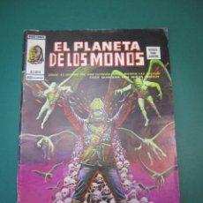 Cómics: PLANETA DE LOS SIMIOS, EL (1977, VERTICE) -DE LOS MONOS- 19 · 1978 · EL PLANETA DE LOS MONOS. Lote 164621478