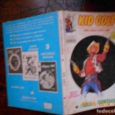 Cómics: KID COLT NºS 3 Y 7 VERTICE TACO-BUEN ESTADO. Lote 164723470