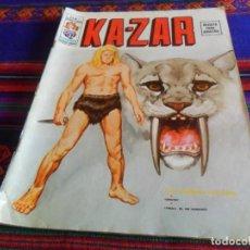 Cómics: VÉRTICE VOL. 2 KAZAR KA-ZAR KA ZAR Nº 1 LAS SOMBRAS DEL CAOS. 1974. 30 PTS. DIFÍCIL.. Lote 164726698
