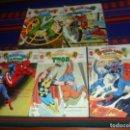 Cómics: VÉRTICE MUNDI CÓMICS ESPECIAL SUPER HÉROES NºS 1 3 5 7 8. 45 PTS. 1976. MUY BUEN ESTADO. . Lote 164802030