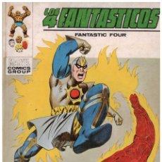 Cómics: 4 FANTASTICOS VOLUMEN 1 VERTICE NUMERO 60.. Lote 164811978