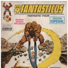 Cómics: 4 FANTASTICOS VOLUMEN 1 VERTICE NUMERO 23.. Lote 164812366