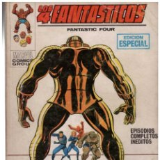Cómics: 4 FANTASTICOS VOLUMEN 1 VERTICE NUMERO 31.. Lote 164812582