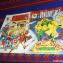 Cómics: VÉRTICE MUNDICOMICS MUNDI COMICS COLOR LOS VENGADORES NºS 1 2 3 4 COMPLETA. 1981. 100 PTS. BE.. Lote 12040091