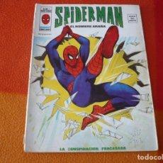 Cómics: SPIDERMAN VOL. 2 Nº 7 MUNDI COMICS VERTICE MARVEL VOLUMEN LA CONSPIRACION FRACASADA. Lote 164846814