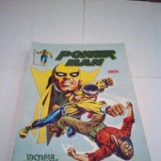 Cómics: POWER MAN - VERTICE - SURCO - COLECCION COMPLETA - MUY BUEN ESTADO - CJ 27 - GORBAUD. Lote 164900466