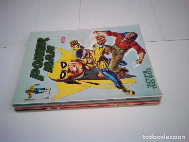 Cómics: POWER MAN - VERTICE - SURCO - COLECCION COMPLETA - MUY BUEN ESTADO - CJ 27 - GORBAUD - Foto 2 - 164900466