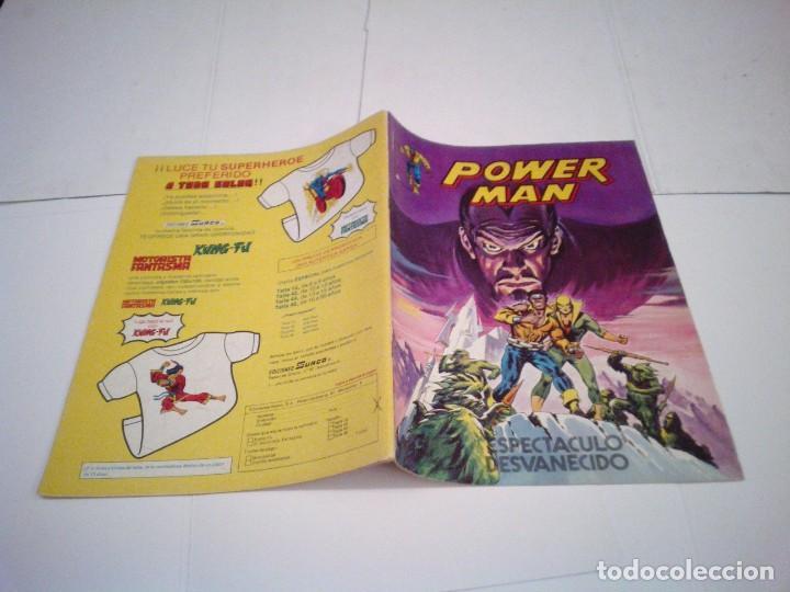 Cómics: POWER MAN - VERTICE - SURCO - COLECCION COMPLETA - MUY BUEN ESTADO - CJ 27 - GORBAUD - Foto 7 - 164900466