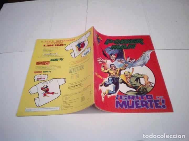 Cómics: POWER MAN - VERTICE - SURCO - COLECCION COMPLETA - MUY BUEN ESTADO - CJ 27 - GORBAUD - Foto 8 - 164900466