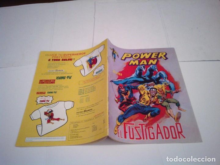Cómics: POWER MAN - VERTICE - SURCO - COLECCION COMPLETA - MUY BUEN ESTADO - CJ 27 - GORBAUD - Foto 9 - 164900466
