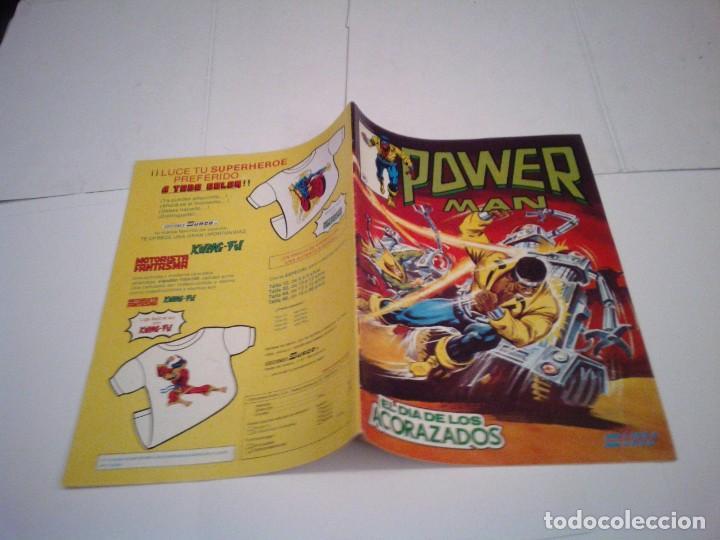 Cómics: POWER MAN - VERTICE - SURCO - COLECCION COMPLETA - MUY BUEN ESTADO - CJ 27 - GORBAUD - Foto 10 - 164900466