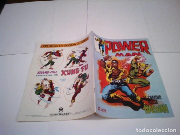 Cómics: POWER MAN - VERTICE - SURCO - COLECCION COMPLETA - MUY BUEN ESTADO - CJ 27 - GORBAUD - Foto 11 - 164900466