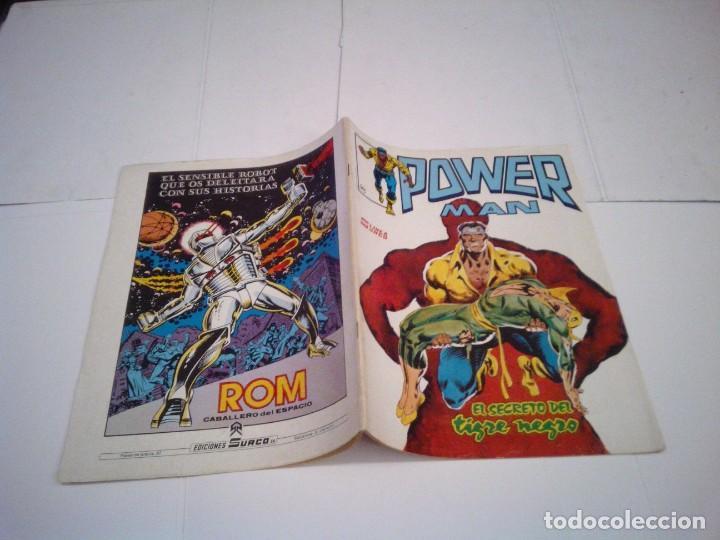 Cómics: POWER MAN - VERTICE - SURCO - COLECCION COMPLETA - MUY BUEN ESTADO - CJ 27 - GORBAUD - Foto 12 - 164900466