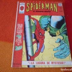 Cómics: SPIDERMAN VOL. 3 Nº 32 MUNDI COMICS VERTICE MARVEL VOLUMEN LA LOCURA DE MYSTERIO. Lote 165012690