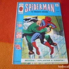 Cómics: SPIDERMAN VOL. 3 Nº 33 MUNDI COMICS VERTICE MARVEL VOLUMEN MISION APLASTAR A KINGPIN. Lote 165012938