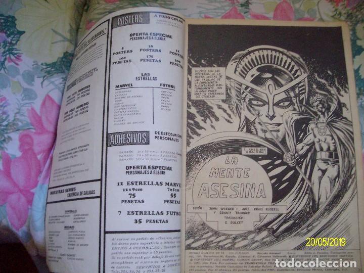 Cómics: ESCALOFRIO Nº 56 VERTICE CON EL HIJO DE SATAN - Foto 3 - 165013022