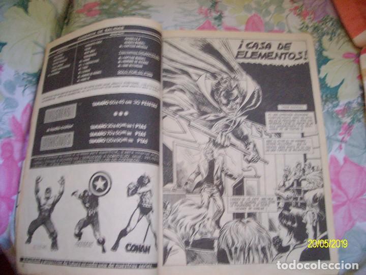Cómics: ESCALOFRIO Nº 56 VERTICE CON EL HIJO DE SATAN - Foto 4 - 165013022