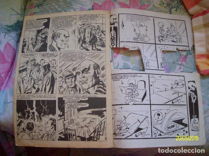 Cómics: ESCALOFRIO Nº 56 VERTICE CON EL HIJO DE SATAN - Foto 5 - 165013022