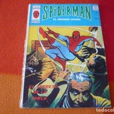 Cómics: SPIDERMAN VOL. 3 Nº 35 MUNDI COMICS VERTICE MARVEL VOLUMEN EL SECRETO DE LA TABLA. Lote 165013394