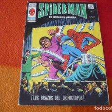 Cómics: SPIDERMAN VOL. 3 Nº 40 MUNDI COMICS VERTICE MARVEL VOLUMEN LOS BRAZOS DEL DR OCTOPUS. Lote 165065086