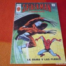Cómics: SPIDERMAN VOL. 3 Nº 42 MUNDI COMICS VERTICE MARVEL VOLUMEN LA DAMA Y LAS FLORES. Lote 165065278
