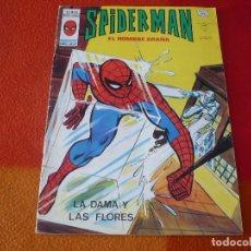 Cómics: SPIDERMAN VOL. 3 Nº 43 MUNDI COMICS VERTICE MARVEL VOLUMEN LA DAMA Y LAS FLORES. Lote 165065406