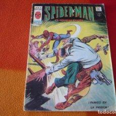 Cómics: SPIDERMAN VOL. 3 Nº 46 MUNDI COMICS VERTICE MARVEL VOLUMEN PANICO EN LA PRISION. Lote 165145446