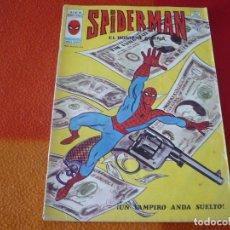 Cómics: SPIDERMAN VOL. 3 Nº 48 MUNDI COMICS VERTICE MARVEL VOLUMEN UN VAMPIRO ANDA SUELTO. Lote 165146114