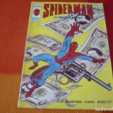 Cómics: SPIDERMAN VOL. 3 Nº 48 MUNDI COMICS VERTICE MARVEL VOLUMEN UN VAMPIRO ANDA SUELTO. Lote 165146154