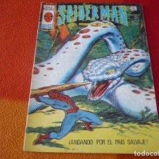 Cómics: SPIDERMAN VOL. 3 Nº 49 MUNDI COMICS VERTICE MARVEL VOLUMEN ANDANDO POR EL PAIS SALVAJE. Lote 165146406