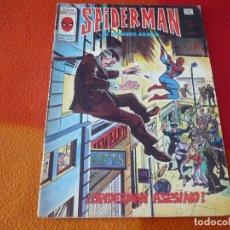 Cómics: SPIDERMAN VOL. 3 Nº 50 MUNDI COMICS VERTICE MARVEL VOLUMEN SPIDERMAN ASESINO. Lote 165146730