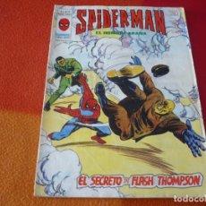 Cómics: SPIDERMAN VOL. 3 Nº 52 MUNDI COMICS VERTICE MARVEL VOLUMEN EL SECRETO DE FLASH THOMPSON. Lote 165147798