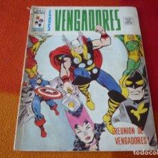 Cómics: LOS VENGADORES VOL. 2 Nº 25 MUNDI COMICS VERTICE MARVEL VOLUMEN REUNION DE VENGADORES. Lote 165206702