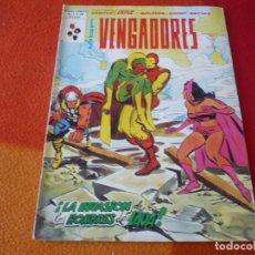 Cómics: LOS VENGADORES VOL. 2 Nº 46 MUNDI COMICS VERTICE MARVEL VOLUMEN LA INVASION DE LOS HOMBRES DE LAVA. Lote 165207322