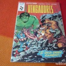 Cómics: LOS VENGADORES VOL. 2 Nº 50 MUNDI COMICS VERTICE MARVEL VOLUMEN EL VIEJO ORDEN CAMBIO. Lote 165207818
