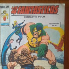 Cómics: LOS 4 FANTÁSTICOS N.66/ LA BATALLA DEL SIGLO- MARVEL COMICS GROUP. VÉRTICE 1974. Lote 165341870