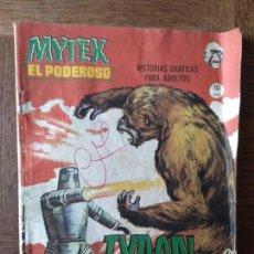 Cómics: MYTEK, EL PODEROSO Nº 11 - GRAPA 1º COMICS VERTICE -. Lote 165344698