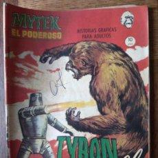 Cómics: MYTEK, EL PODEROSO Nº 11 - GRAPA 1º COMICS VERTICE - . Lote 165344718