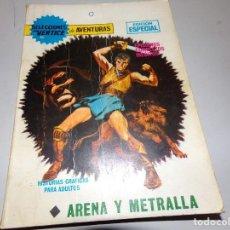 Cómics: SELECCIONES VERTICE DE AVENTURAS ARENA Y METRALLA NUMERO 66. Lote 165372998