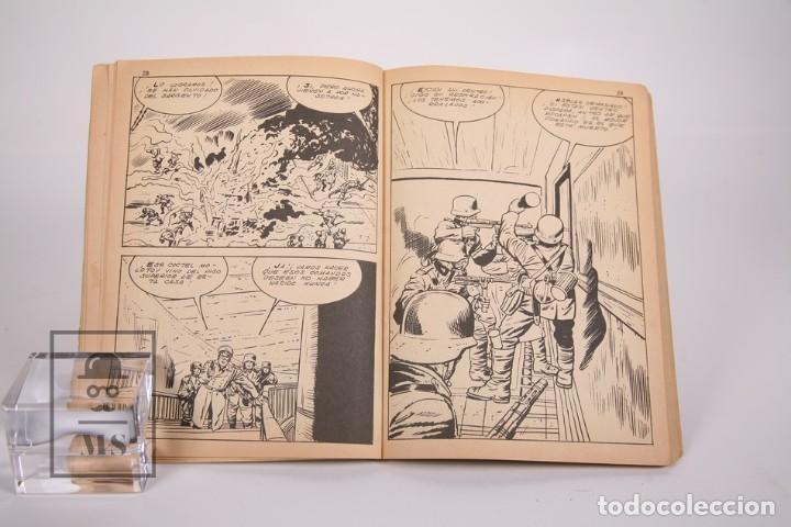 Cómics: Cómic - Sargento Furia / Siete Condenados - Nº 1 - Ediciones Vertice - Año 1972 - Foto 4 - 165482814