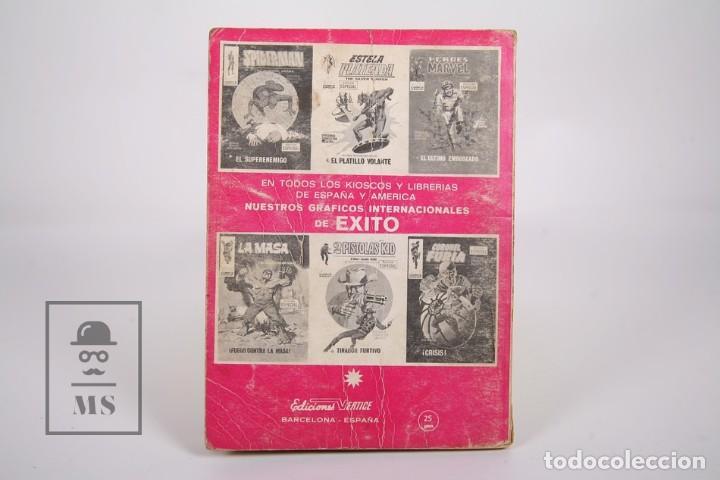 Cómics: Cómic - Sargento Furia / Siete Condenados - Nº 1 - Ediciones Vertice - Año 1972 - Foto 5 - 165482814