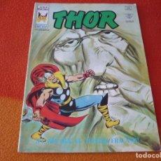 Cómics: THOR VOL. 2 Nº 38 MUNDI COMICS VERTICE MARVEL EL DIA QUE EL TRUENO FRACASO. Lote 165578774
