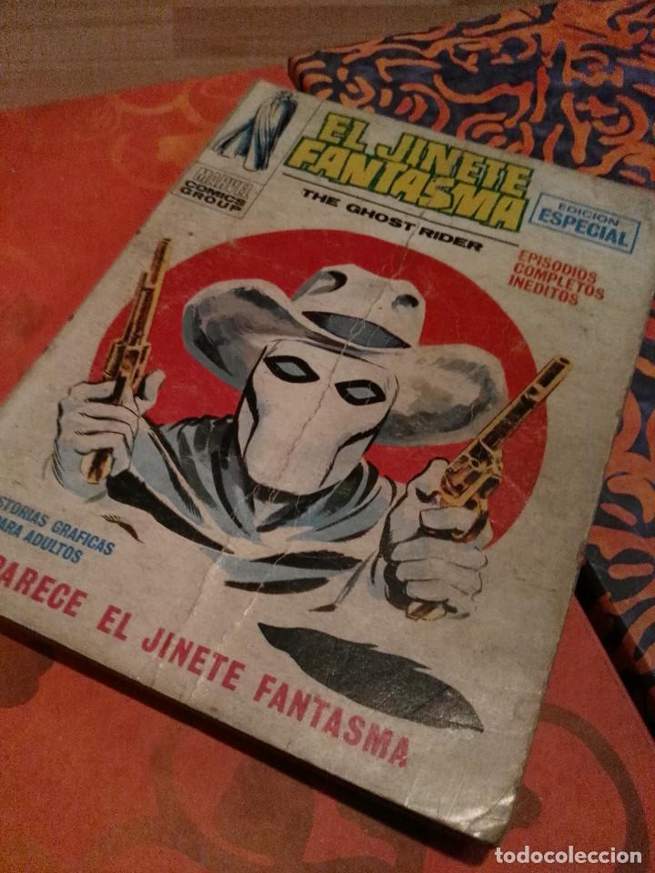 Cómics: Jinete Fantasma número 1 - Foto 5 - 165626990