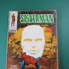 Cómics: SPIDERMAN (1969, VERTICE) -V 1- 34 · 1972 · LA PISTA DEL CAMALEON. Lote 165637730